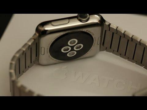 apple watch 基本的なバンドの交換方法