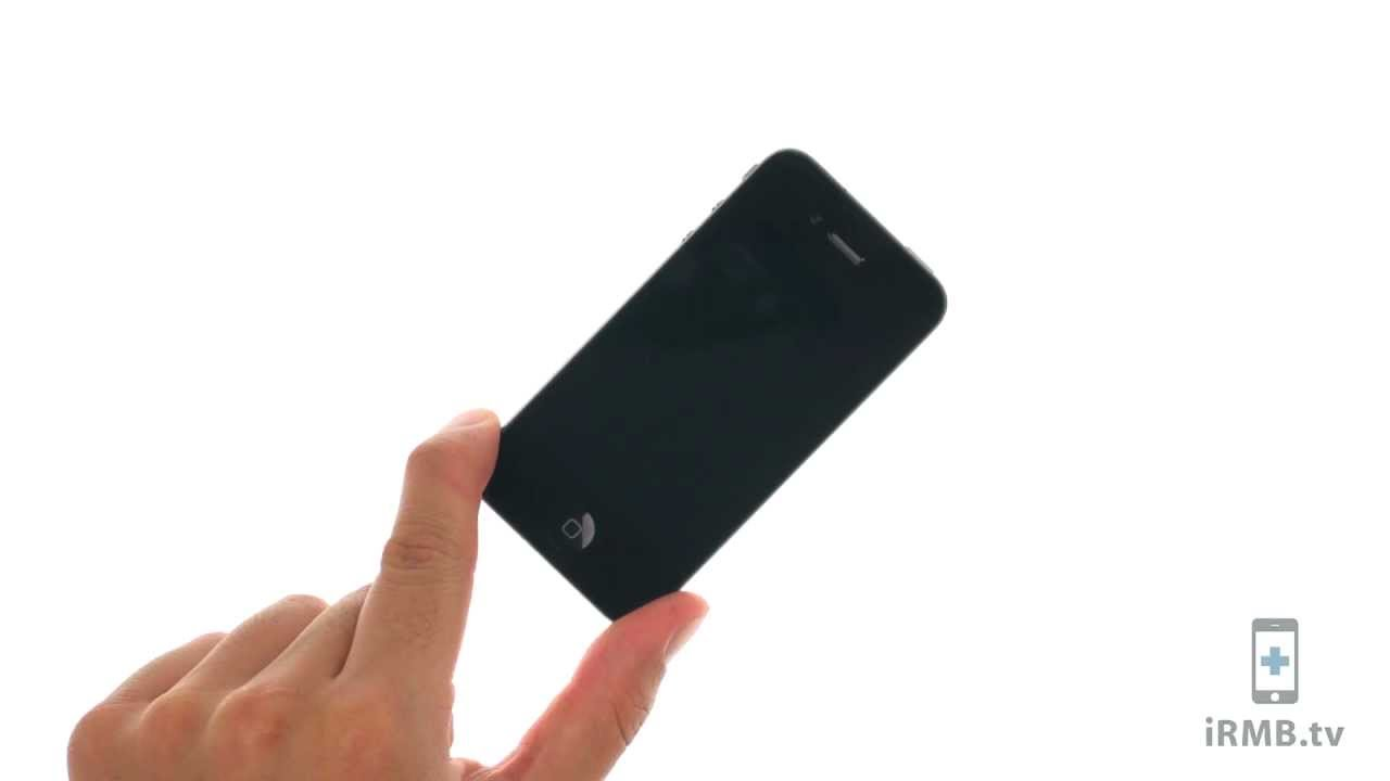 iPhone 4 イヤースピーカー交換修理動画