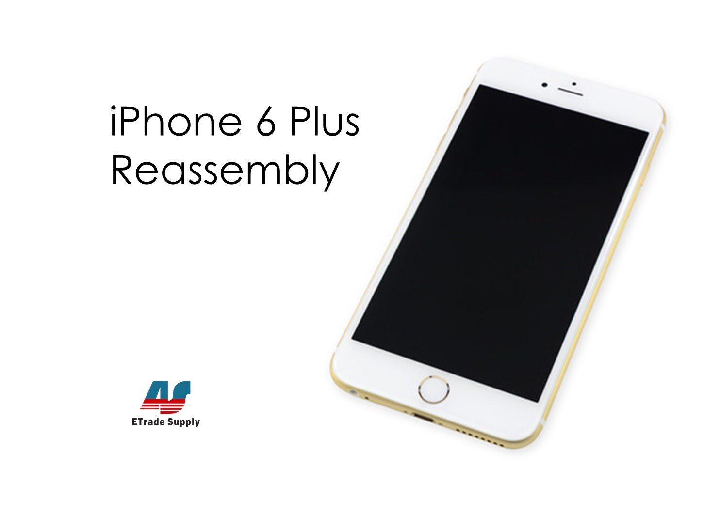 iPhone6プラス 組立方法動画