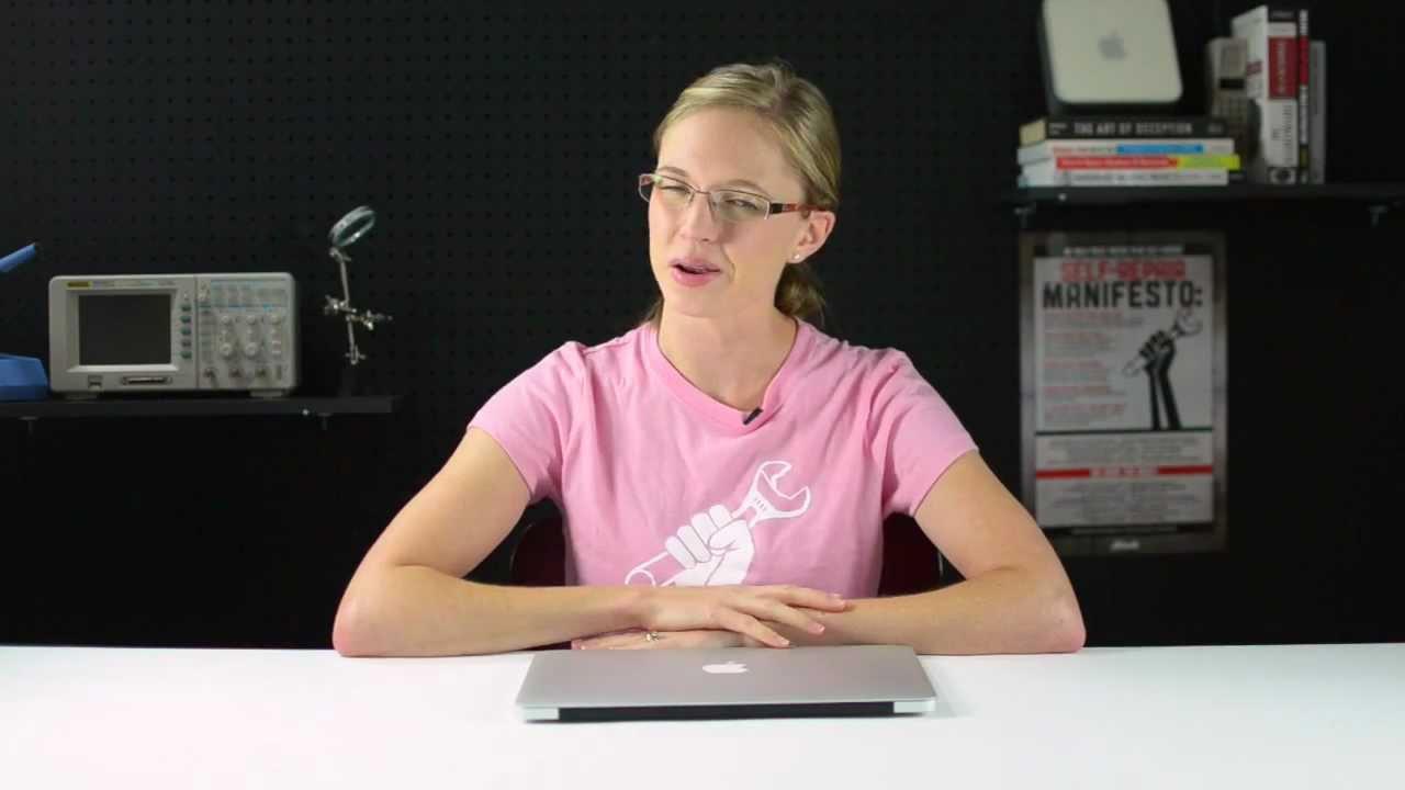 MacBook Air 2010年モデル バッテリー交換方法動画
