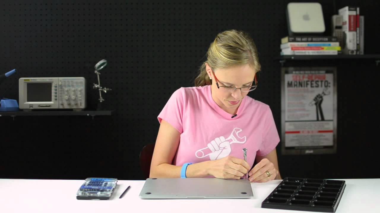 MacBook Air 2010年モデル SSDアップグレード方法動画