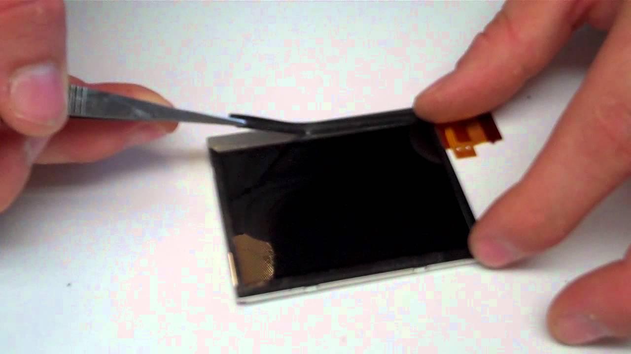 DS Liteタッチスクリーン交換修理方法動画