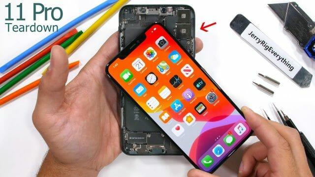 iPhoneProMax分解方法動画